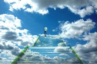 tangga langit